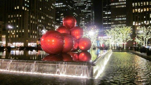 New York Holiday Traffic