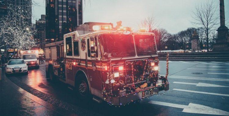 yeilding to emergency vehicles