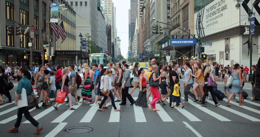 Traffic Violations Nyc >> Failure to Yield to Pedestrians in Crosswalks - Michael ...